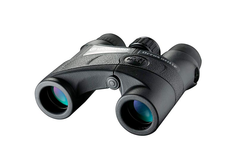 Vanguard Orros Compact Waterproof Binoculars, Black
